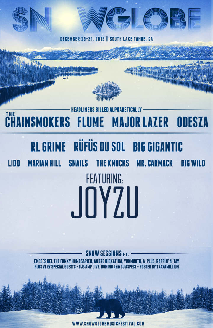 JoyZu @ Snowglobe - South Lake Tahoe, CA