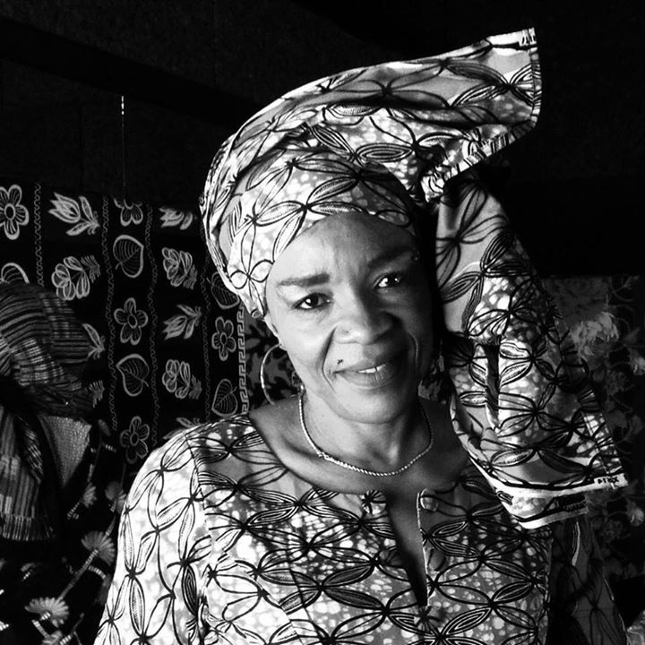 Mamani Keita @ Alhambra - Paris, France