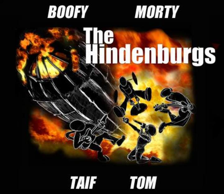 The Hindenburgs Tour Dates