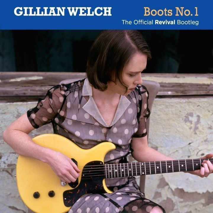 Gillian Welch @ Ryman Auditorium - Nashville, TN