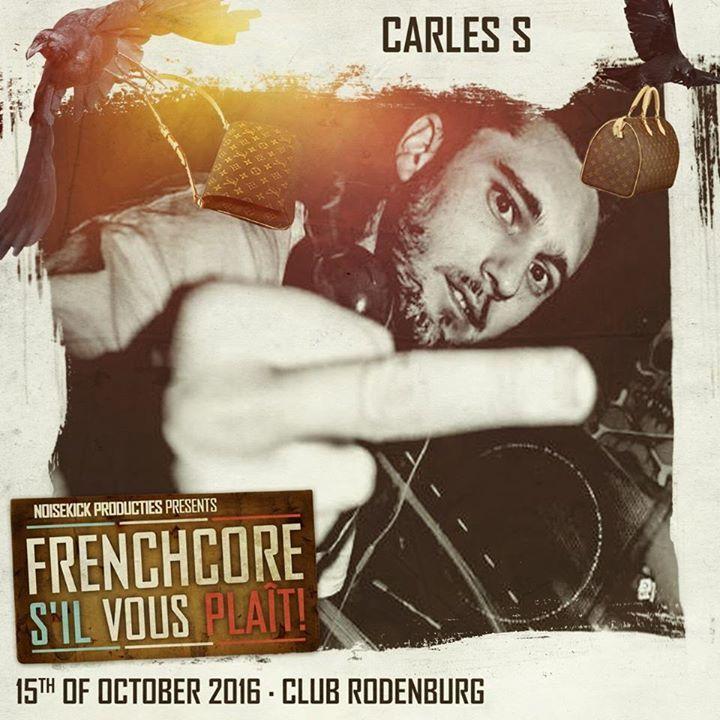 Carles S Tour Dates