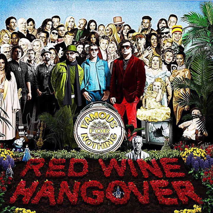 Red Wine Hangover Tour Dates