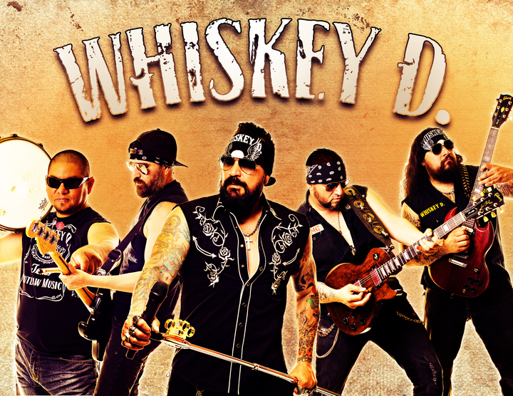 Whiskey D. Fan Page Tour Dates