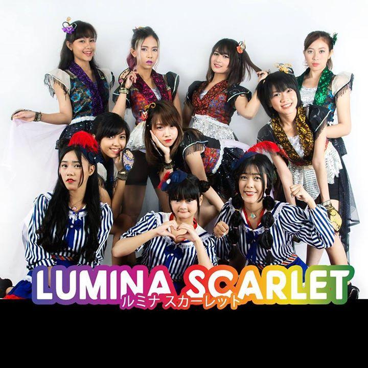 Lumina Scarlet Tour Dates