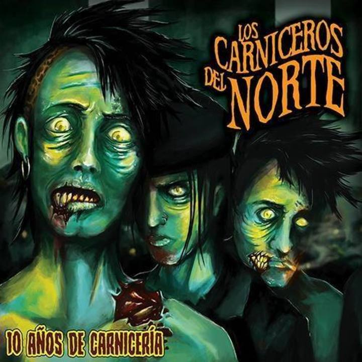 Los Carniceros del Norte Tour Dates