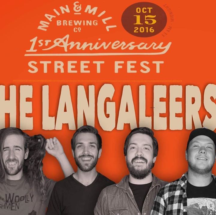 The Langaleers Tour Dates