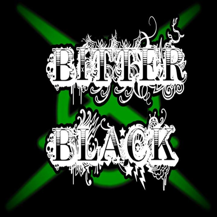 Bitter Black Tour Dates