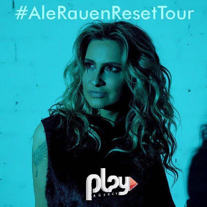 Dj Ale Rauen Oficial Tour Dates