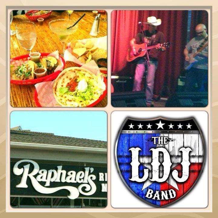 The LDJ Band @ Raphael's  - Aubrey, TX
