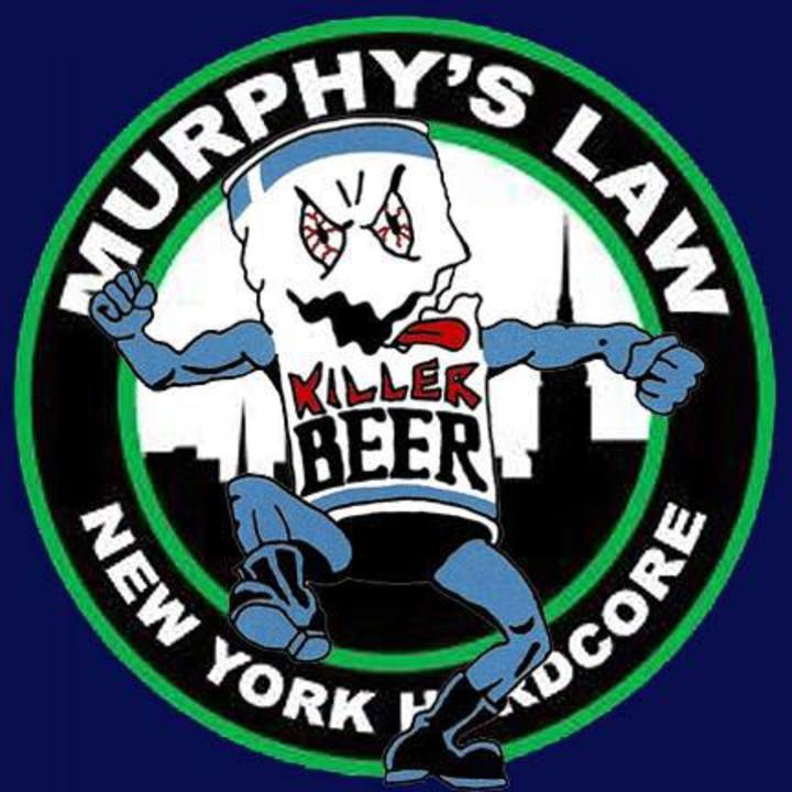 Murphy's Law Tour Dates