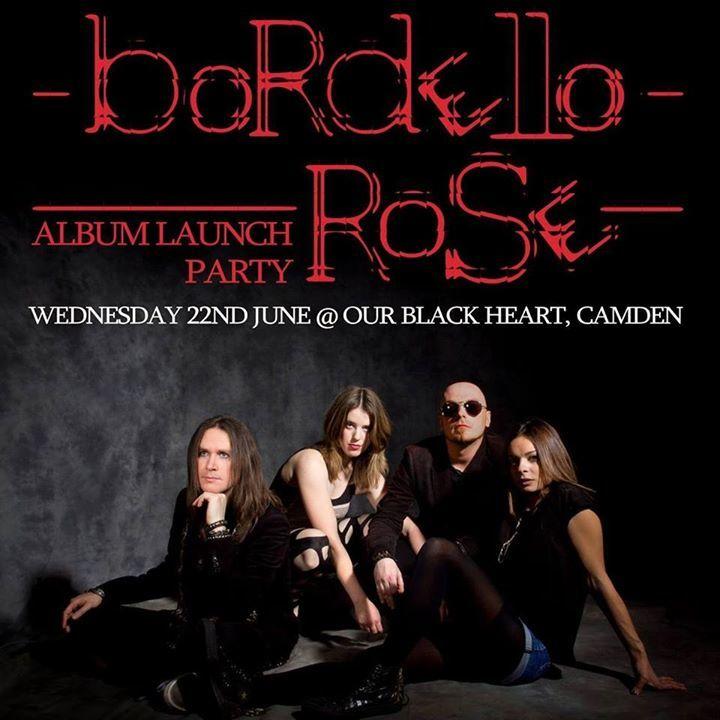 Bordello Rose Tour Dates