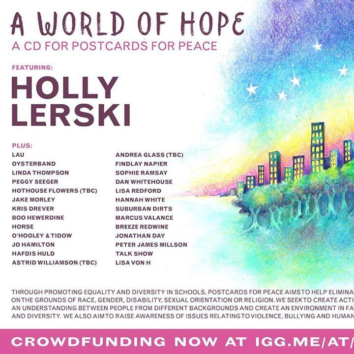 Holly Lerski Tour Dates