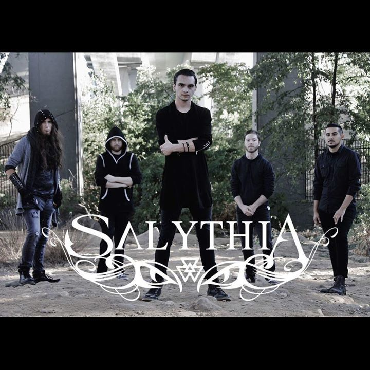 Salythia Tour Dates