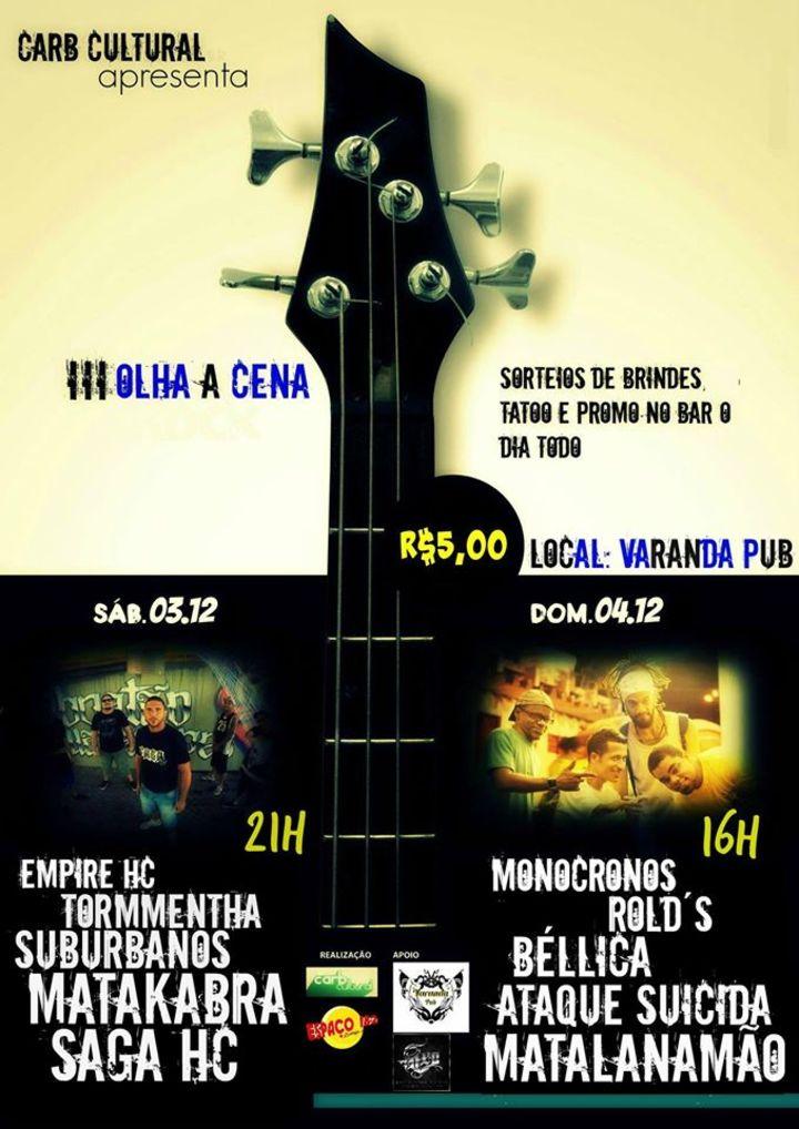 Bellica @ Varanda Pub - Olinda, Brazil