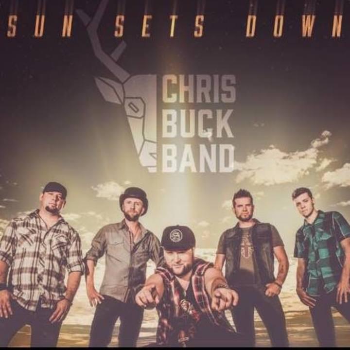Chris Buck Band Tour Dates