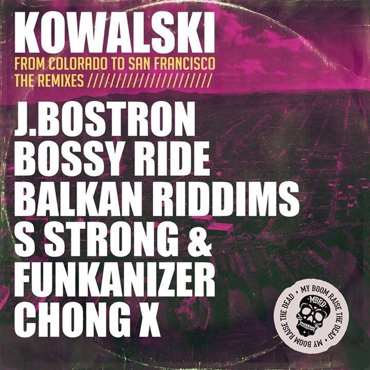Kowalski - Kowa Tour Dates