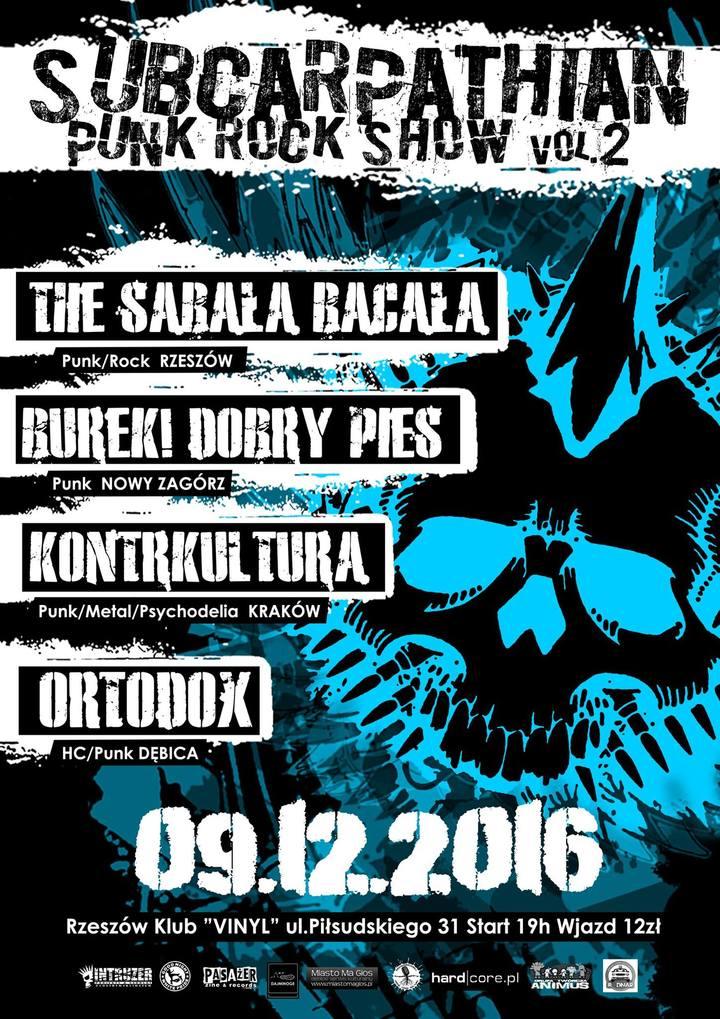 Burek! Dobry Pies @ Vinyl - Rzeszow, Poland