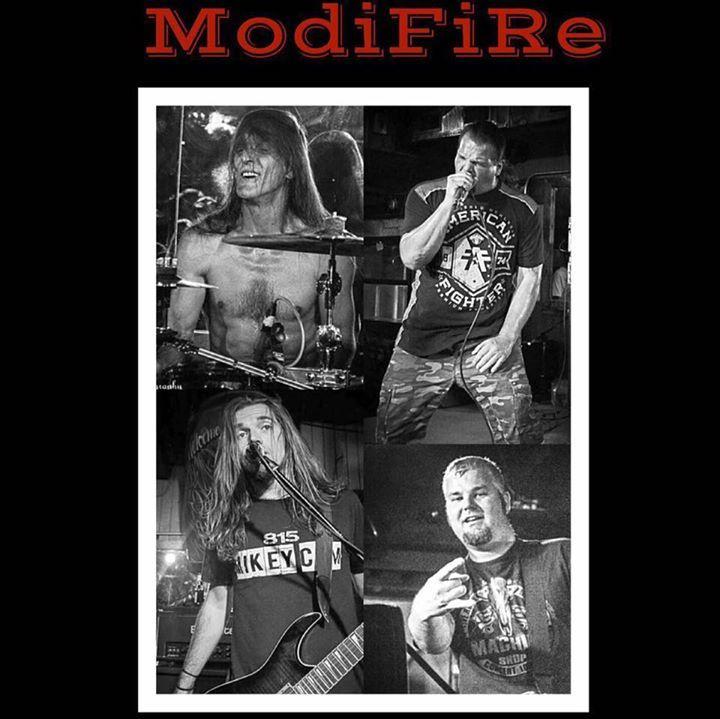 ModiFiRe Tour Dates