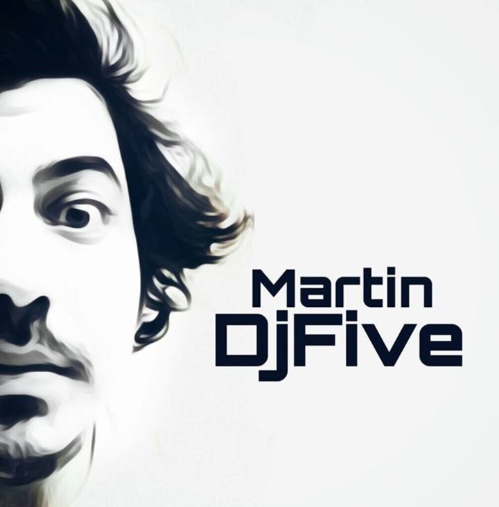 Martin DjFive Tour Dates