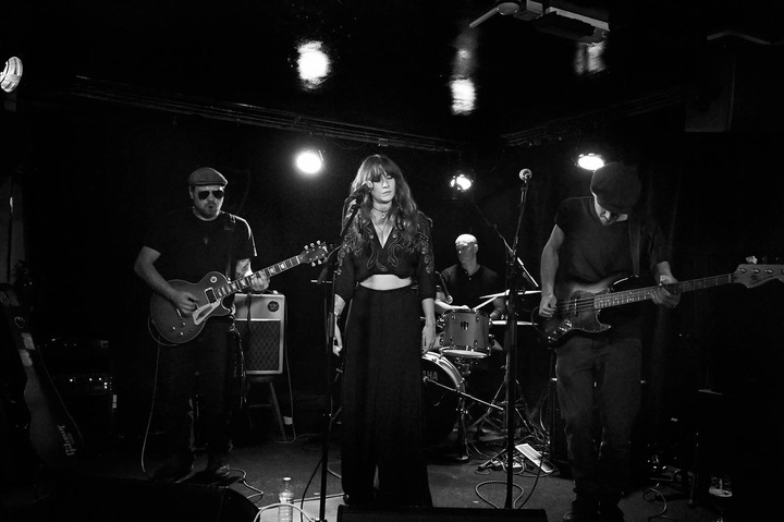 Du Bellows @ The Joiners - Southampton, United Kingdom