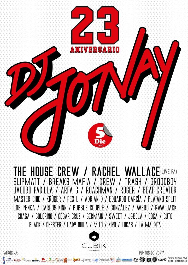 Los PENKA @ 23 Aniversario @DjJonay - Santa Cruz De Tenerife, Spain