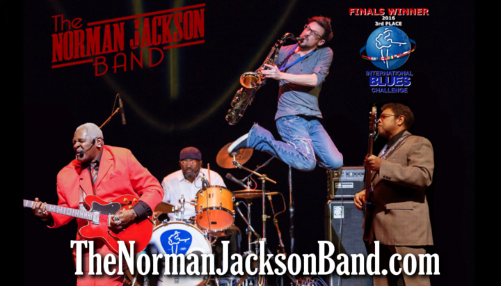 The Norman Jackson Band @ Elizabethtown Blues, BBQ & Bikes Fest - Elizabethtown, KY