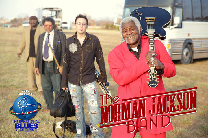 The Norman Jackson Band @ 319 W Walnut Center - Springfield, MO