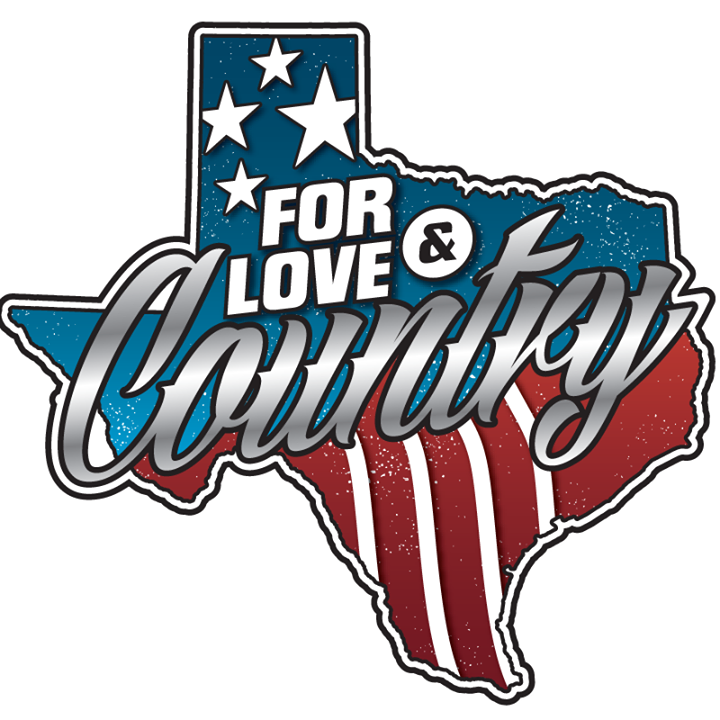 For Love & Country Tour Dates