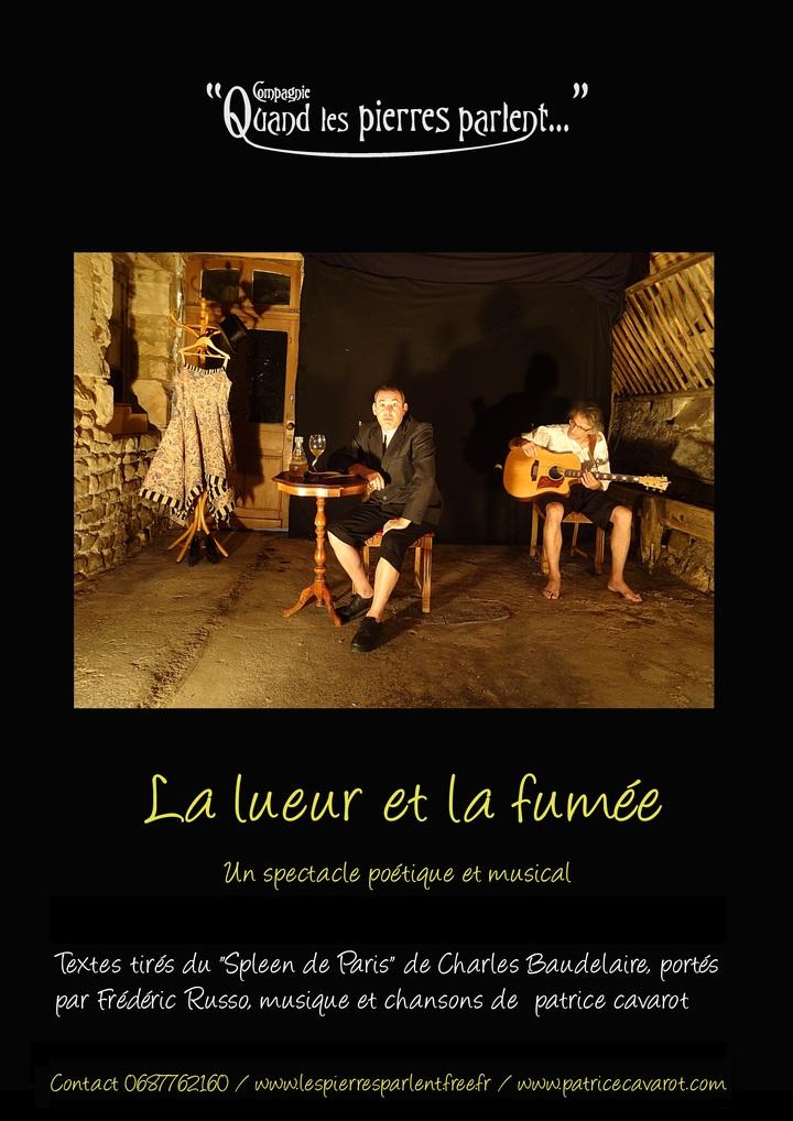 Patrice Cavarot @ Petit théâtre de Vichel - Vichel, France