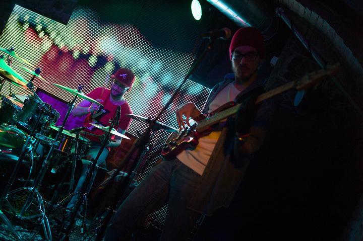 GrooveHub @ Blue Note Jazz & Music Club - Nove Mesto Nad Vahom, Slovakia