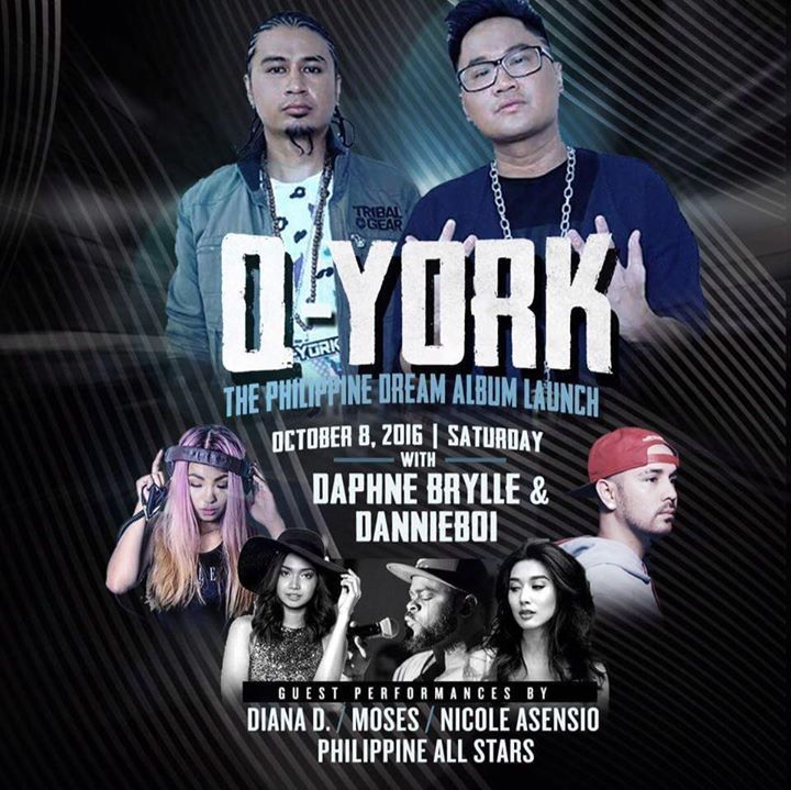 q-york Tour Dates