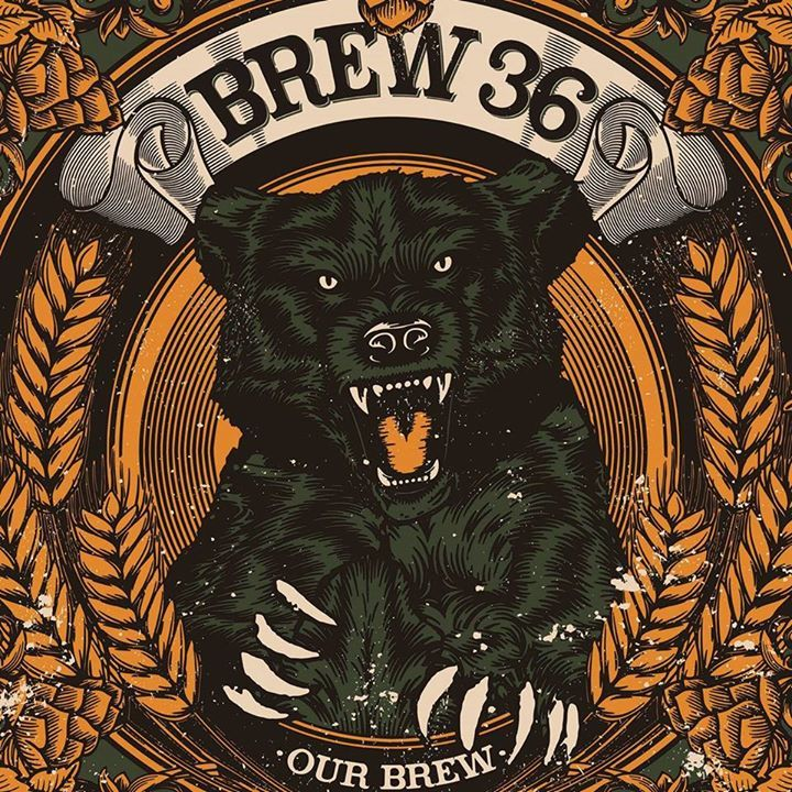 BREW 36 @ Chekov - Cottbus, Germany