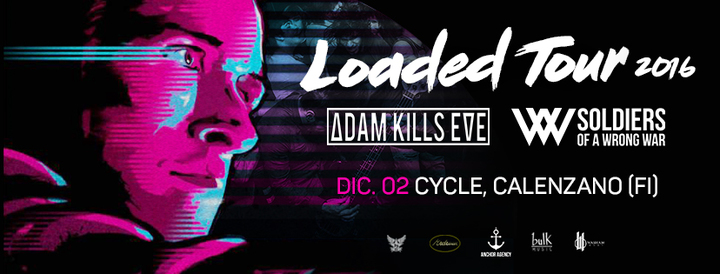 Adam Kills Eve @ Cycle Club - Calenzano, Italy