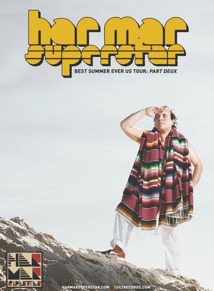 Har Mar Superstar @ Turner Hall Ballroom - Milwaukee, WI