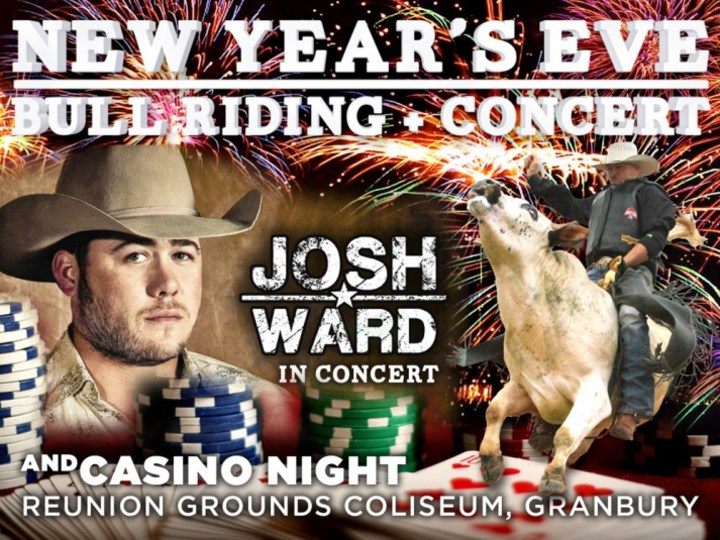 Josh Ward Band @ Hood County Reunion Grounds Coliseum - Granbury, TX