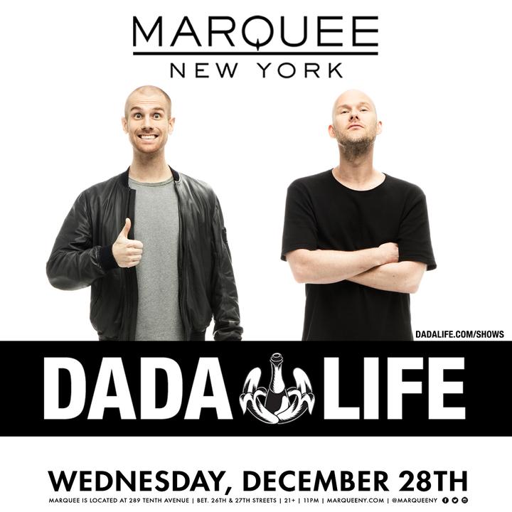 Dada Life @ Marquee - New York, NY