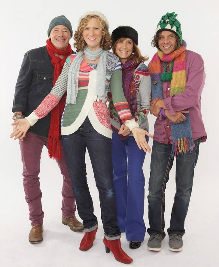 Laurie Berkner Band @ Tarrytown Music Hall  - Tarrytown, NY
