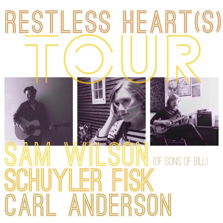 Schuyler Fisk @ Rockwood Music Hall - New York, NY