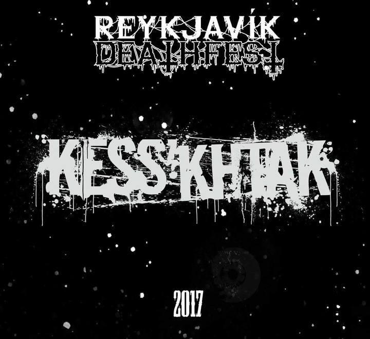 Kess'khtak (KSK) @ Reykjavík Deathfest - Reykjavik, Iceland