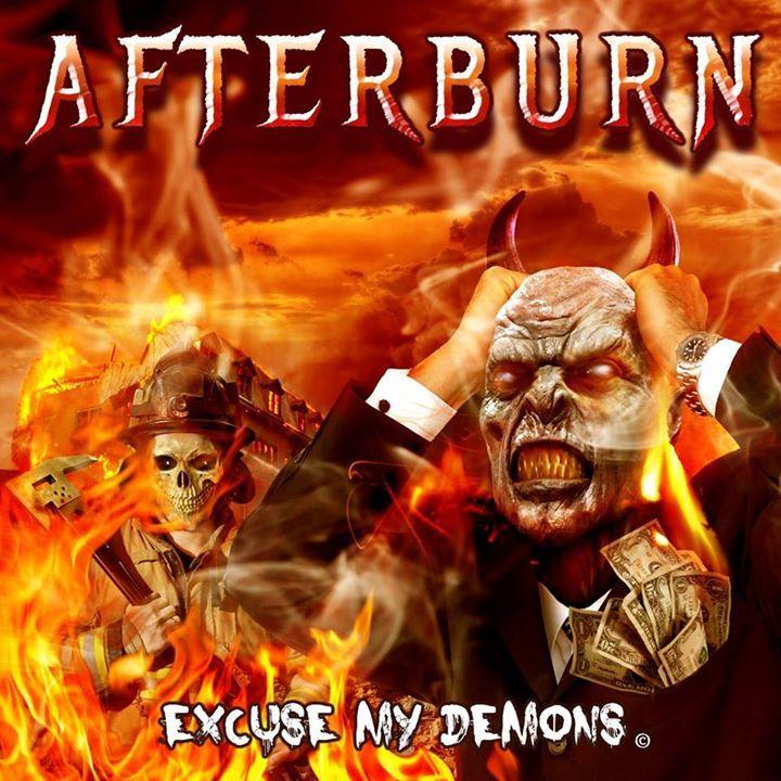 Afterburn Tour Dates