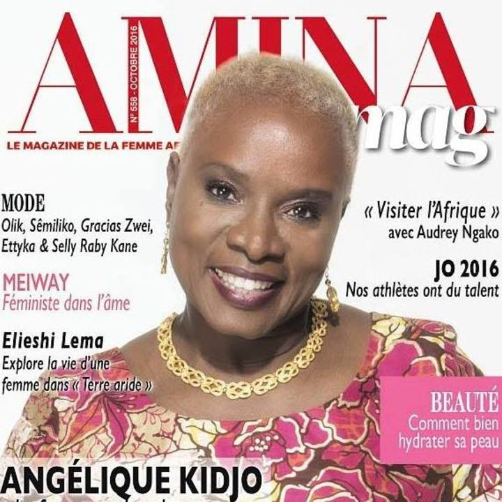 Angélique Kidjo @ Weill Hall at the Green Music Center - Rohnert Park, CA
