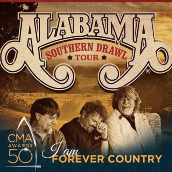 Alabama Tour Dates