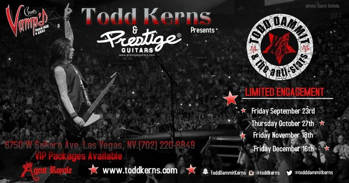 Doc Ellis - Musician @ Vamp'd - Las Vegas, NV
