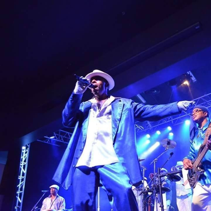 Kalimba, The Spirit of Earth Wind and Fire Tour Dates