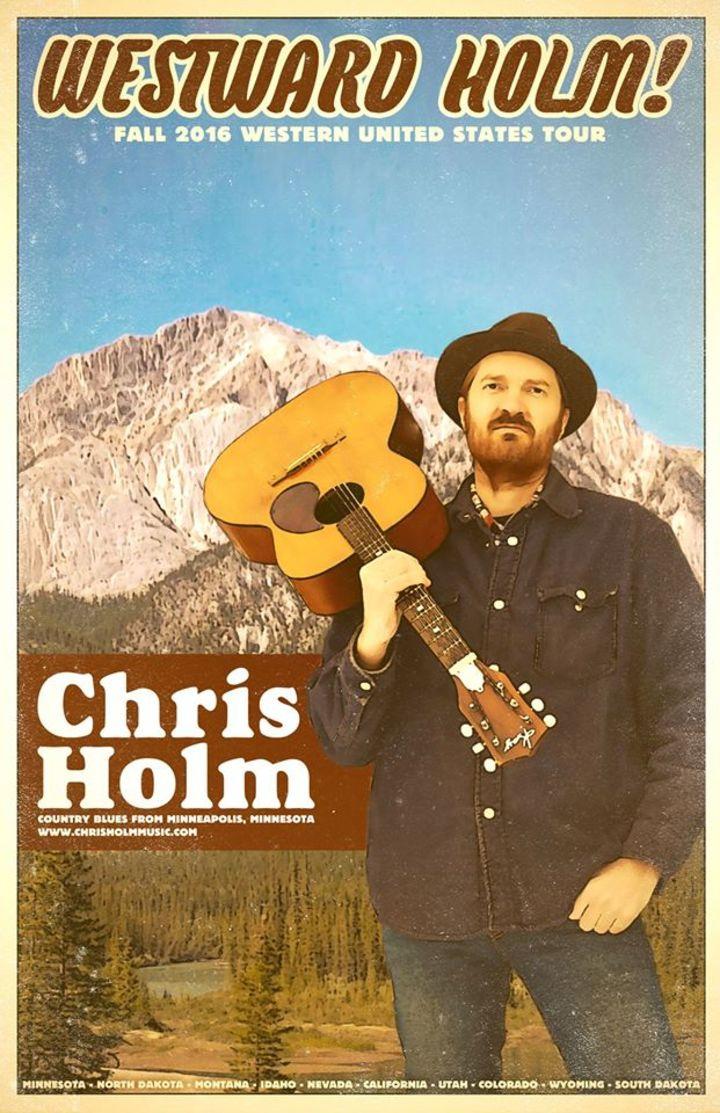 Chris Holm Tour Dates