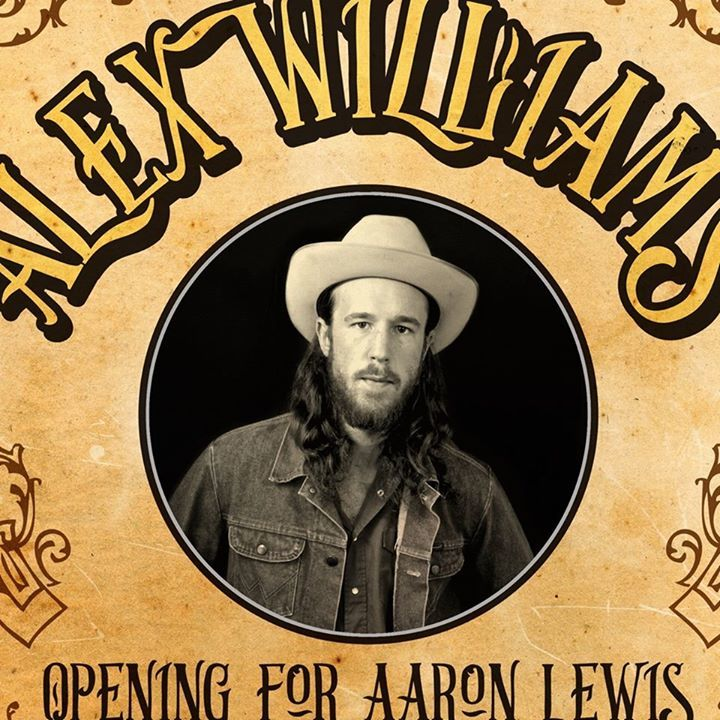 Alex Williams Tour Dates
