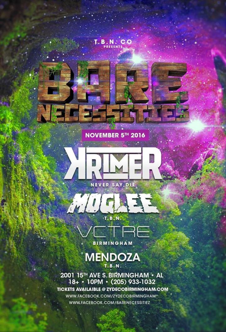 MendozaBass Tour Dates
