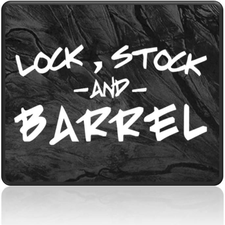 Lock, Stock and Barrel - LSB Tour Dates