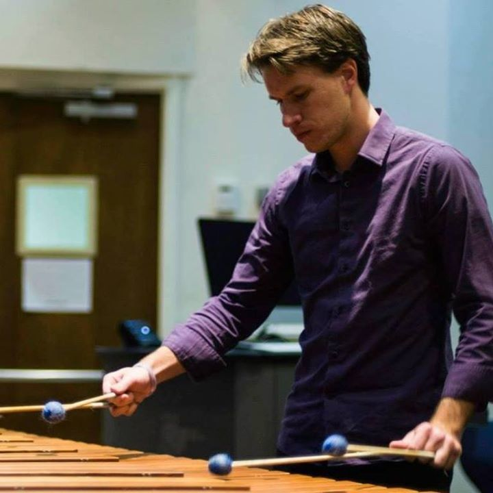 Cory High Percussion @ USC Recital Hall - Columbia, SC
