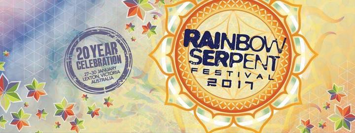 [dunkelbunt] @ Rainbow Serpent Festival - Lexton, Australia